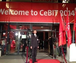 CEBIT_Opening
